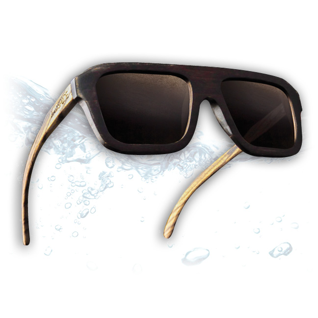Sunglasses That Float  daft badspade eyewear