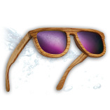 Jimi Hendrix Badspade Eyewear Sunglasses that float on water