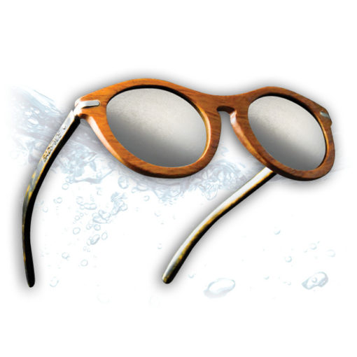 Jim Morrison Badspade Eyewear Sunglasses that float on water