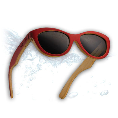 Katy Perry Badspade Eyewear Sunglasses that float on water