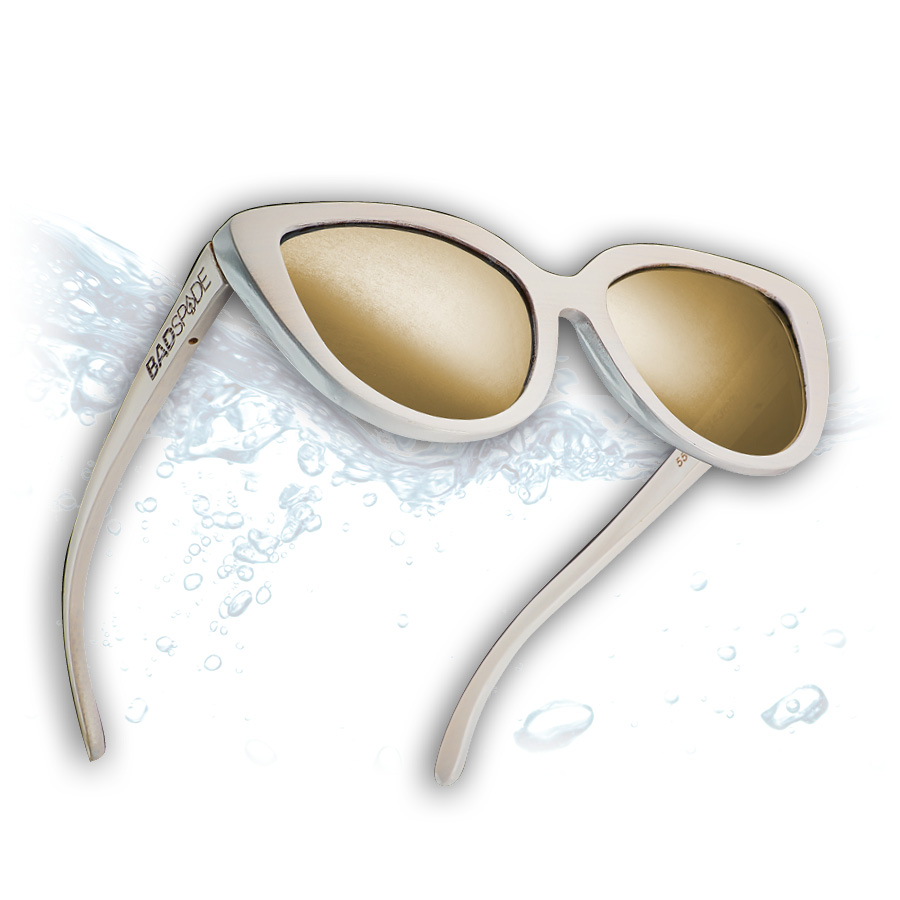 8724f18c377e  120.00 · DelRay Badspade Eyewear Sunglasses that float on water