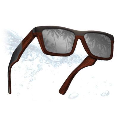 Marley Badspade Eyewear Sunglasses that float on water