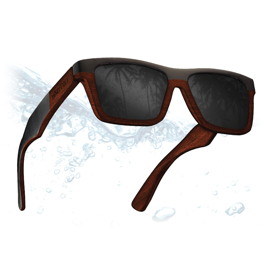 Sunglasses That Float  marley badspade eyewear