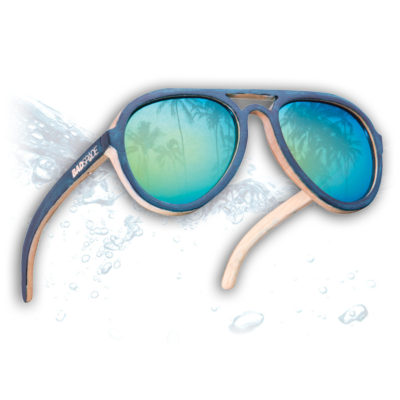 Mavericks Badspade Eyewear Sunglasses that float on water